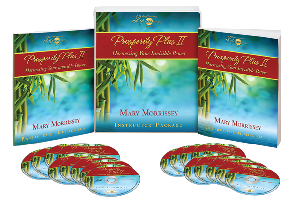 Mary Morrissey's Prosperity Program Teachers Kit